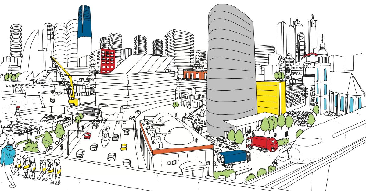 Hvordan komme i gang som smart kommune?